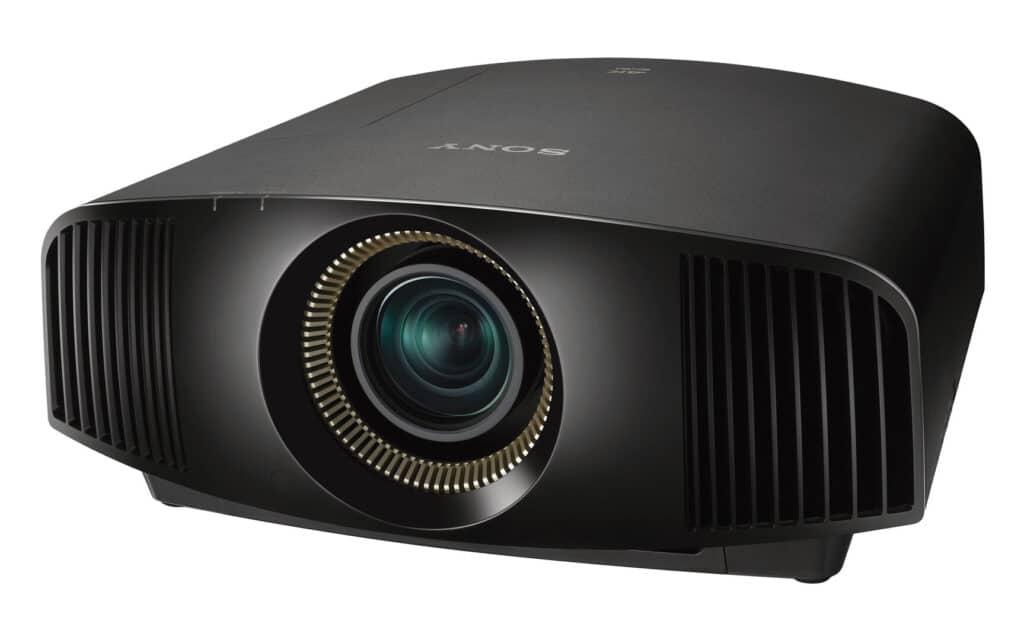 Der VPL-VW590ES 4K/HDR Projektor in Schwarz