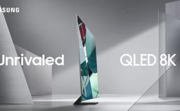 Ein beeindruckendes Stück Technik. Samsung 2020 8K QLED TV Q950T