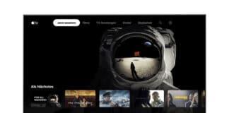 Apple TV App für Sony TVs