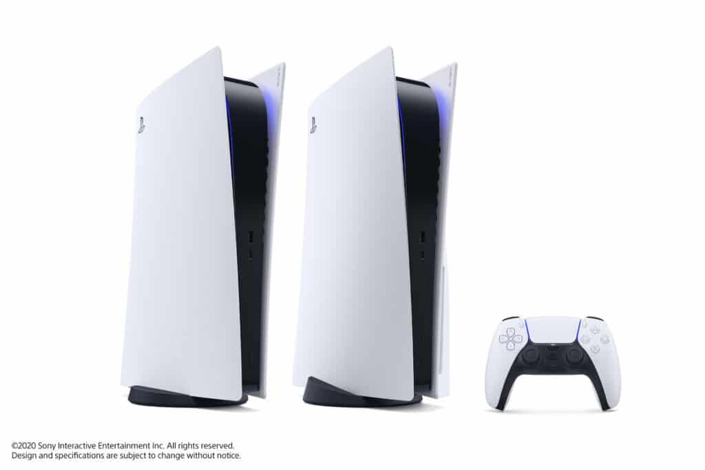 Die PlayStation 5 ist ein ganz schöner Brocken.