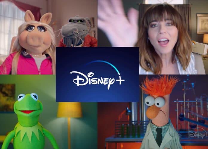 Neu im November 2020 auf Disney+: