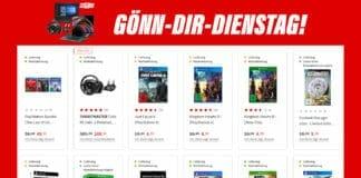 """PS4 und Xbox One Spiele ab 4.99 Euro! Nur heute im """"Gönn-dir-Dienstag"""""""