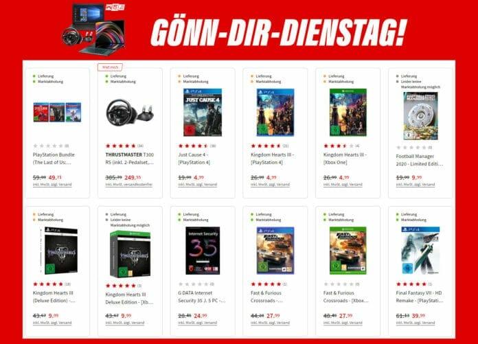 PS4 und Xbox One Spiele ab 4.99 Euro! Nur heute im