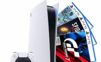 Sony hat den Versand der PlayStation 5 Spiele & Zubehör um eine Woche vorgezogen