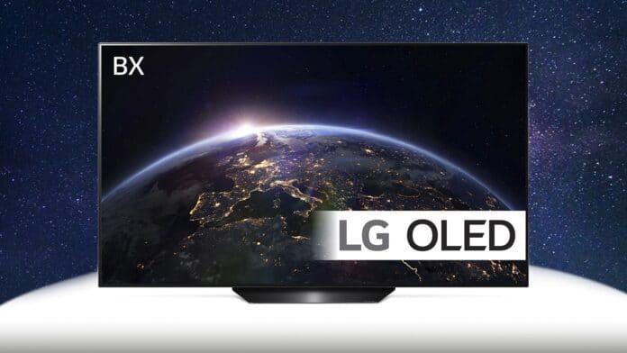 LG BX 4K OLED in 65 Zoll zum