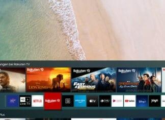 MagentaTV App auf Samsung Smart TVs