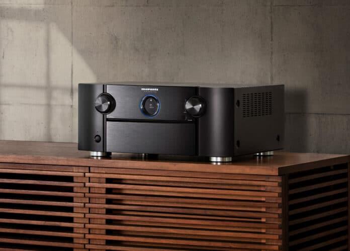 Marantz AV7706 mit 3D-Sound-Vollausstattung und HDMI 2.1