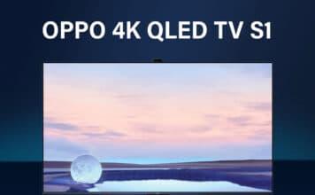 Der Oppo S1 4K QLED TV ist ein High-End-Fernseher zum Mittelklasse-Preis
