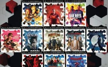 PS5 4K Movie Essentials 4K Blu-ray