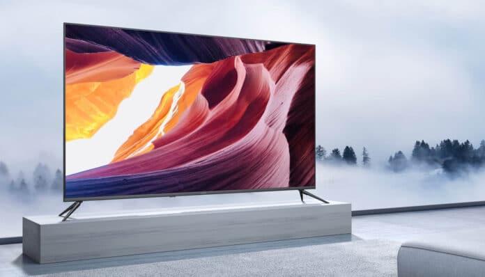 realme bringt einen neuen TV mit SLED-Technik auf den Markt