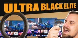 Spiegelungen, Reflexionen und Samsung Ultra Black Elite Anti-Reflexionsbeschichtung