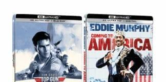 """Paramount gibt nochmal alles: """"Top Gun"""" und """"Der Prinz von Zamunda"""" als limitierte 4K Blu-ray Steelbooks"""