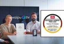 Waipu.tv wird vor allem für sein faires Preis-/Leistungsverhältnis gelobt