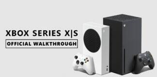 Microsoft führt durch die Features der Xbox Series X|S.