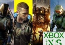Alle Spiele für die Xbox Series X & Series S Konsole