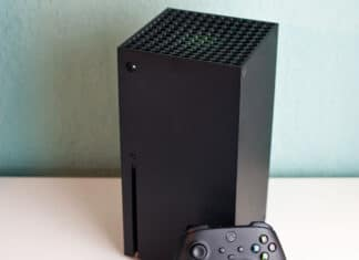Die Xbox Series X liefert massive Leistung.