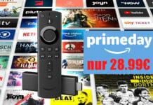 Fire TV 4K für nur 28.99 Euro beim Prime Day abgreifen