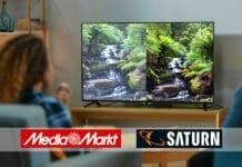 Media Markt und Saturn bieten ab sofort professionelle TV-Kalibrierungen an!