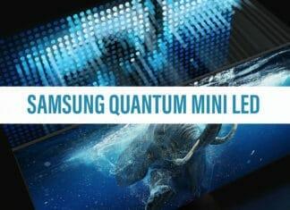 "Samsung registriert ""Quantum Mini LED"" für seine QLED-TVs 2021"