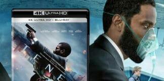 Tenet 4K Blu-ray Vorbestellen