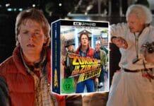 Der ausführliche Test der Zurück in die Zukunft 4K Blu-ray Trilogie!