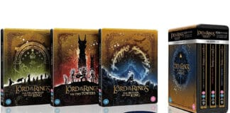 So soll die limitierte Herr der Ringe Trilogie als 4K Blu-ray Steelbook aussehen (AT-Version)