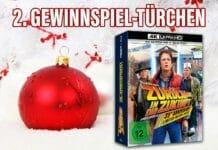 """Gewinne die limitierte und vergriffene """"Zurück in die Zukunft Trilogie"""" (4K Blu-ray Steelbook)"""