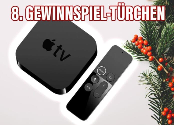 Gewinnspiel Apple TV 4K