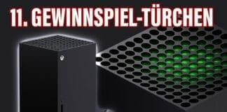 Gewinnspiel Xbox Series X Konsole von Microsoft
