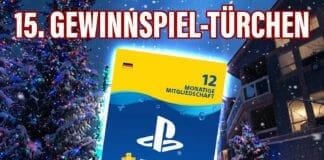 Zocken auf unsere Kosten mit einer 12-monatigen PlayStation Plus Mitgliedschaft