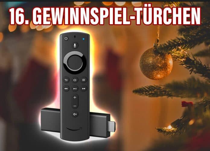 Gewinnt einen von zwei Fire TV 4K Streaming-Sticks!