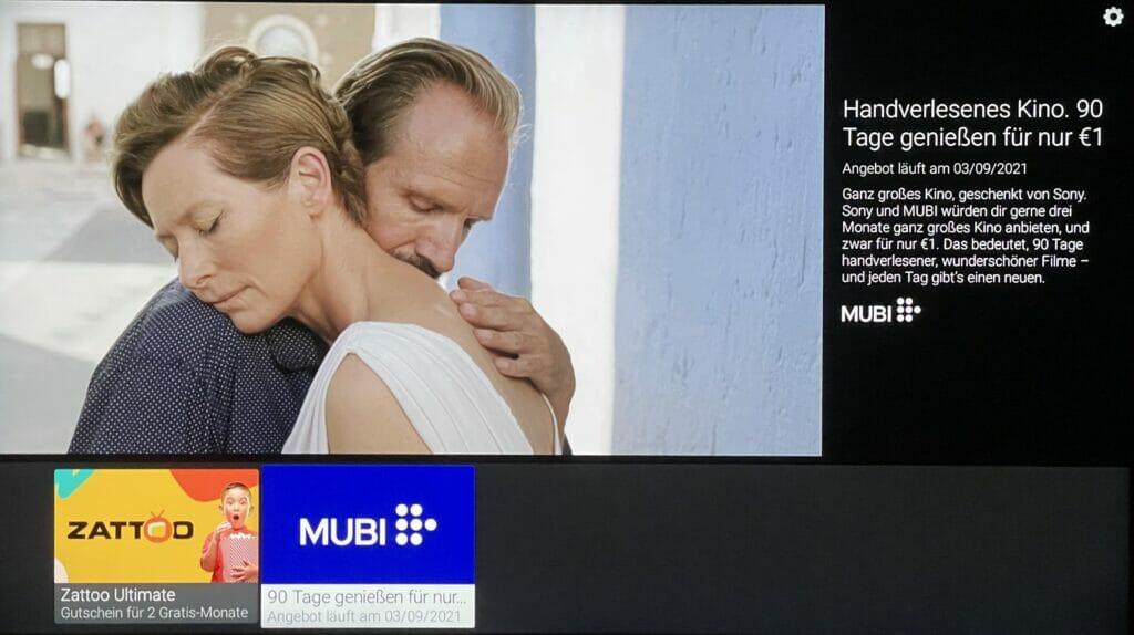 90 Tage filmische Meisterwerke für nur 1 Euro: Von Klassiker bis Modern mit MUBI