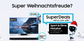 Die neuen Samsung Superdeals im Dezember 2020 starten