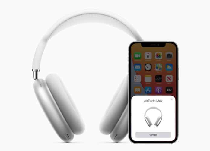 Apple präsentiert seine neuen Over-Ear-Kopfhörer