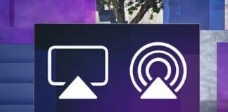 Apple AirPlay 2 auf Philips Fernseher