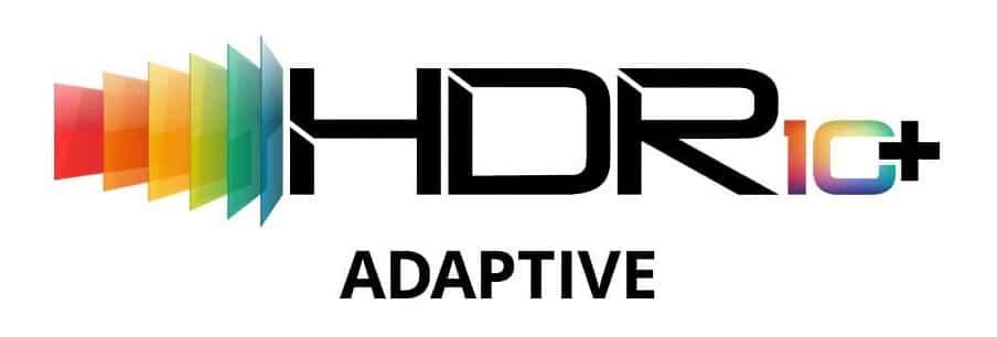 Das HDR10+ Adaptive Logo