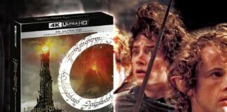 """Satz mit """"X""""... die """"Der Herr der Ringe"""" Trilogie auf 4K Blu-ray kommt in unserem Test nicht gut weg..."""