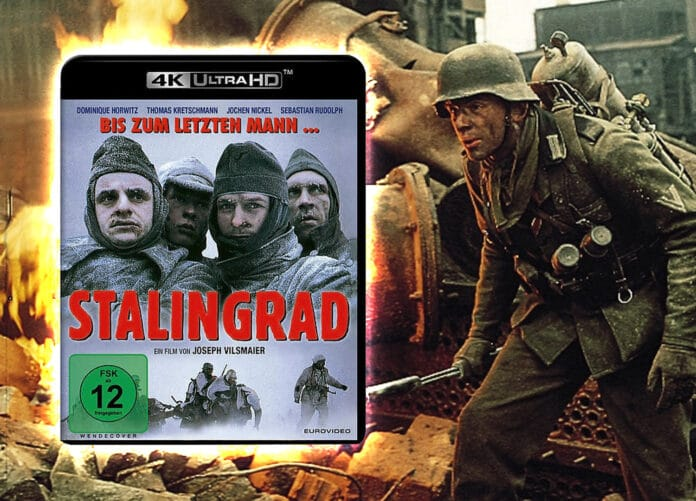Test Stalingrad 4K Blu-ray