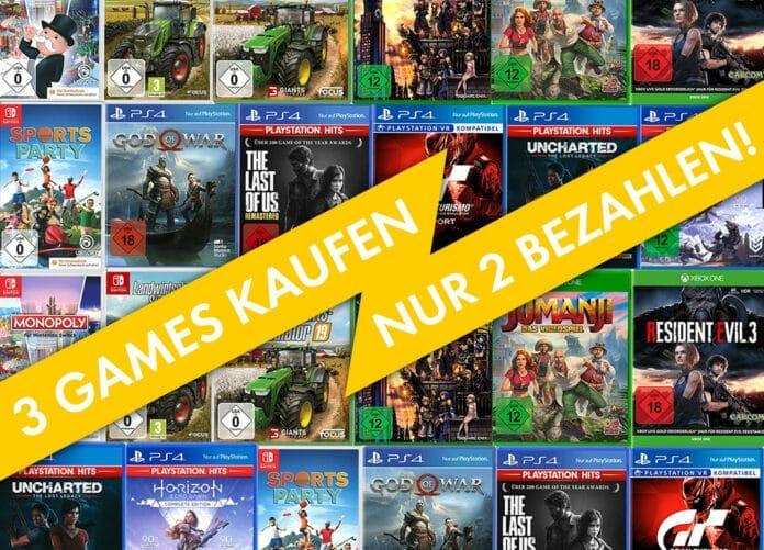 Mal den ganzen Sch*** vergessen und sich mit ein paar netten Games zum günstigen Preis die Stimmung erhellen lassen!
