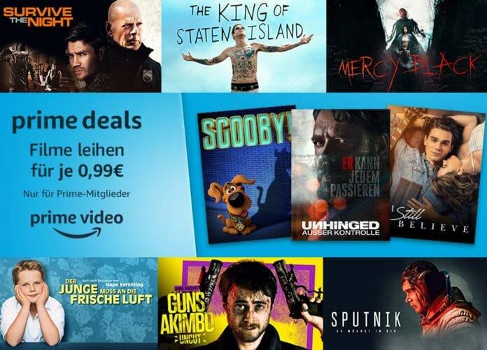 Für 99 Cent könnt ihr euch in HD & 4K Qualität unterhalten lassen