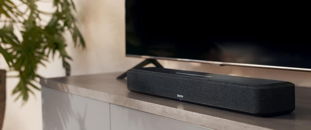 Die Denon Home Sound Bar 550 kostet 649 Euro.