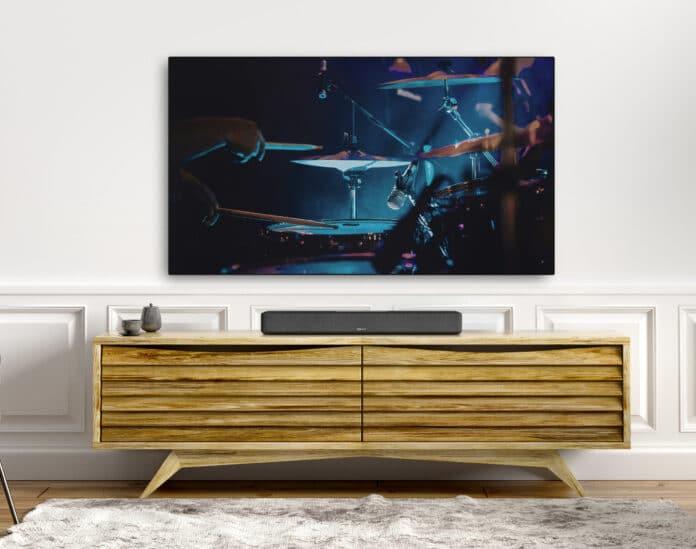 Die neue Denon Home Sound Bar 550 ist da