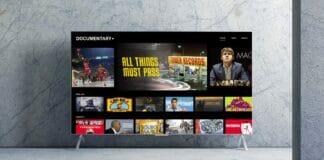 Documentary+ gibt es auch als App für ausgewählte Geräte.
