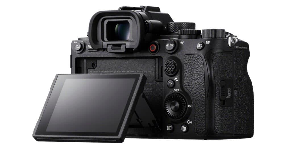 Die Sony Alpha 1 zeichnet 4K-Videos mit bis zu 120 fps auf.