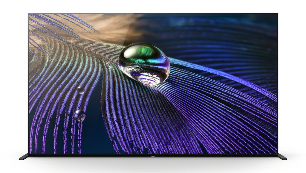 Der Sony Bravia XR A90J 4K OLED TV soll eine erhöhte Helligkeit bieten