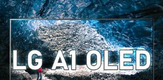 A1 4K OLED TV LG Electronics
