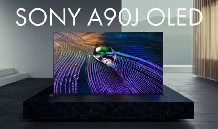 Sonys A90J 4K OLED TV der Master Series!