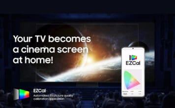 """EZCal: Samsungs """"professionelle"""" Kalibrierungs-Lösung nutzt die Kamera eures Smartphones"""