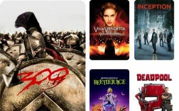 Ob Klassiker oder Youngtimer - iTunes liefert beste Unterhaltung in 4K@Dolby Vision ab nur 3.99 Euro