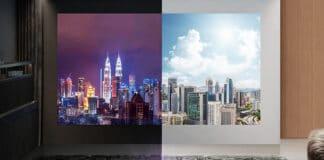 LGs neue CineBeam 4K-Laserprojektoren Forte und Forza